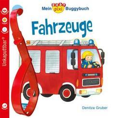 Mein Baby-Pixi Buggybuch: Fahrzeuge