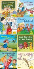 Pixi Bücher: Pixi-Buch 2223-2230 (Schulstart mit Pixi), 8 Hefte; Serie.245