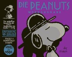 Die Peanuts Werkausgabe - 1995-1996