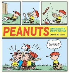 Peanuts Sonntagsseiten - Snoopy, der Star!