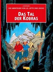 Die Abenteuer von Jo, Jette und Jocko - Das Tal der Kobras