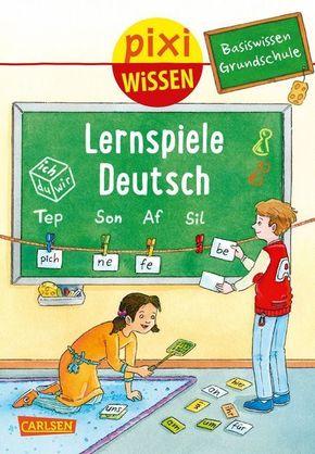 Basiswissen Grundschule: Lernspiele Deutsch