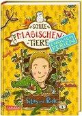 Die Schule der magischen Tiere - Endlich Ferien - Silas und Rick