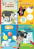 TV- und Bilderbuch-Stars bei Pixi kreativ, 4 Hefte