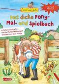 Conni und Flecki: Das dicke Pony-Mal- und Spielbuch