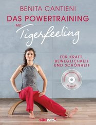 Das Powertraining mit Tigerfeeling, m. MP3-CD