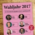 Wahljahr 2017 - Der kabarettistische Rückblick in die 18. Legislaturperiode, 1 Audio-CD