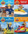 Feuerwehrmann Sam, 4 Hefte - Nr.5-8