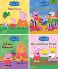 Peppa Pig, 4 Hefte - Nr.5-8