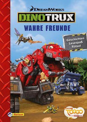Dreamworks Dinotrux: Wahre Freunde