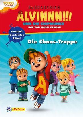 Alvinnn!!! und die Chipmunks: Die Chaos-Truppe