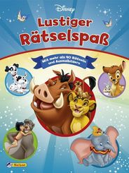 Disney Klassiker: Lustiger Rätselspaß