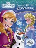 Disney Eiskönigin: Magischer Rätselspaß