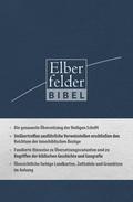 Bibelausgaben: Elberfelder Bibel - Taschenausgabe, ital. Kunstleder blau; Brockhaus