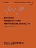 Fantasiestücke für Klarinette und Klavier