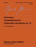 Fantasiestücke für Violoncello und Klavier