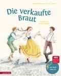 Die verkaufte Braut, m. 1 Audio-CD