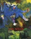 Emil Nolde, Die Grotesken