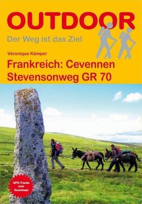 Frankreich: Cevennen-Stevensonweg GR 70