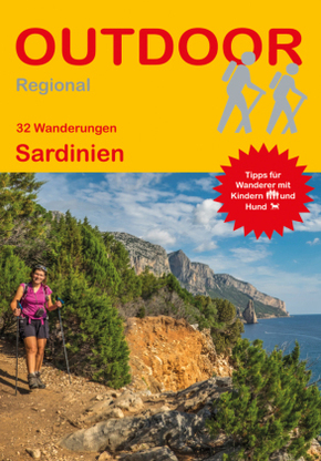 32 Wanderungen Sardinien