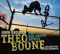 Theo Boone und der große Betrug, 4 Audio-CDs