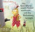 Wie Kater Konrad seinen Freund wiederfand und den Rattenkönig besiegte, 2 Audio-CDs
