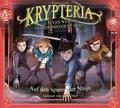 Krypteria - Jules Vernes geheimnisvolle Insel - Auf den Spuren der Ninja, 1 Audio-CD