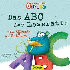 Leseratte Otilie. Von Affenzahn bis Zuckerwatte, das ABC der Leseratte