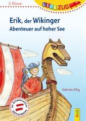 Erik, der Wikinger - Abenteuer auf hoher See
