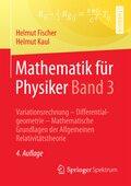Mathematik für Physiker - Bd.3