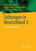 Stiftungen in Deutschland 3: