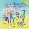 Conni, Mandy und das wilde Wochenende, 2 Audio-CD