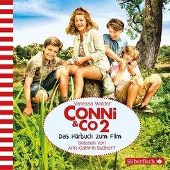 Conni & Co - Das Hörbuch zum Film 2 - Rettet die Kanincheninsel!, 2 Audio-CDs