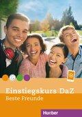 Beste Freunde - Deutsch für Jugendliche: Einstiegskurs DaZ