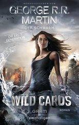 Wild Cards. Die erste Generation  - Der Schwarm
