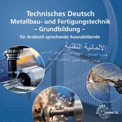 Technisches Deutsch für Arabisch sprechende Auszubildende