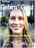 Psychologie als Beruf