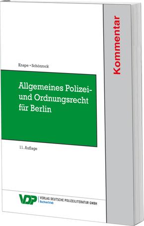 Allgemeines Polizei- und Ordnungsrecht für Berlin, Kommentar