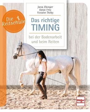 Das richtige Timing - bei der Bodenarbeit und beim Reiten
