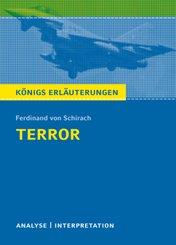 Ferdinand von Schirach 'Terror'