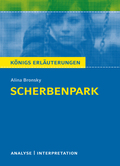 Alina Bronsky 'Scherbenpark'