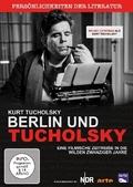 Kurt Tucholsky - Die wilden Zwanziger - Berlin und Tucholsky, 1 DVD