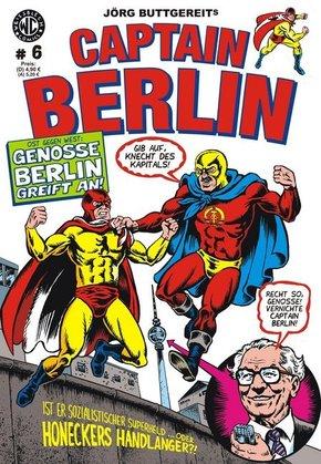 Jörg Buttgereits Captain Berlin - Bd.6