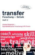 transfer, Forschung - Schule - H.2