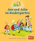 Jan und Julia im Kindergarten - Maxi Bilderbuch