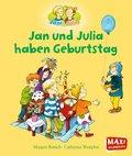 Jan und Julia haben Geburtstag - Maxi Bilderbuch