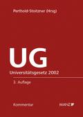 Kommentar zum Universitätsgesetz (UG) 2002 (f. Österreich)