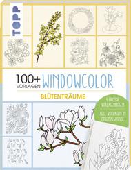 Vorlagenmappe Windowcolor - Blütenträume