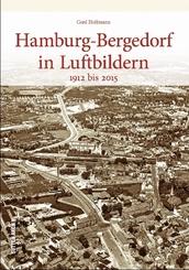 Hamburg-Bergedorf in historischen Luftbildern