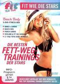 Fit For Fun - Fit wie die Stars - Die besten Fett-Weg Trainings der Stars, 5 DVD